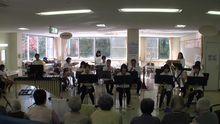 20151024 ケアセンター演奏